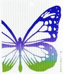 AS-Wash Towel - Butterfly
