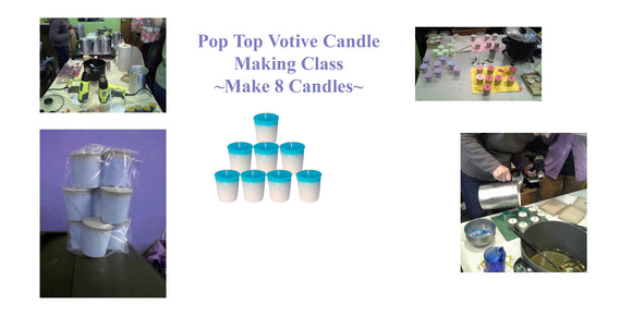 Class - Votive Pop -Tops