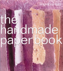 The Handmade Paper Book - candle-cocoon