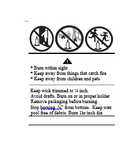 Warning Labels - Standard Text