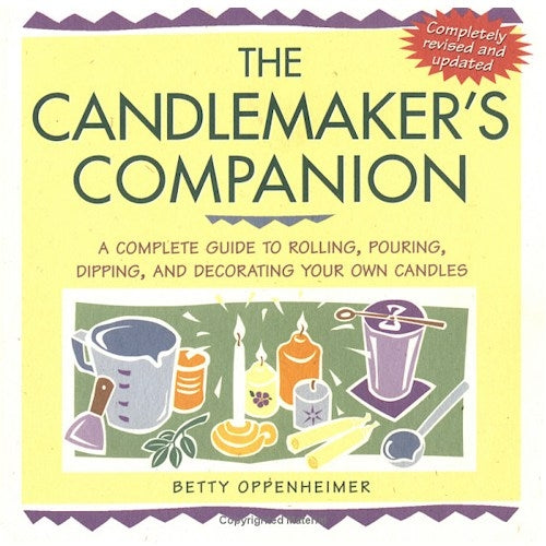 The Candlemaker's Companion - candle-cocoon