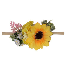 Load image into Gallery viewer, Lovely Baby Headband Fake Flower