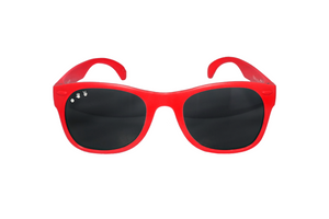 Roshambo Baby - McFly Red Sunglasses - Polarized