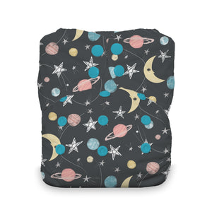 Thirsties One Size All in One, Snap Closure - Stargazer