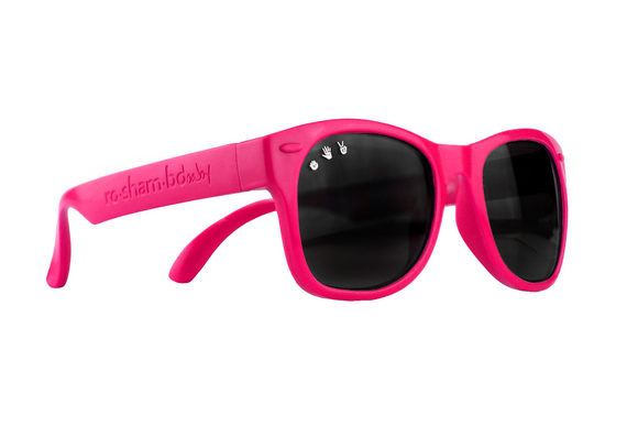 Roshambo Baby - Kelly Kapowski Pink Sunglasses - Polarized