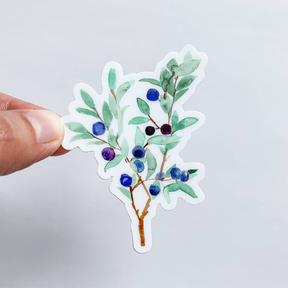 Wildflower Paper Company - Huckleberry Branch Sticker Decal