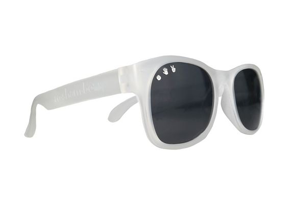 Roshambo Baby - Falcor Frost Sunglasses - Polarized
