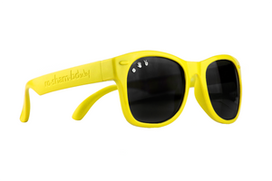 Roshambo Baby - Simpsons Yellow Sunglasses - Polarized
