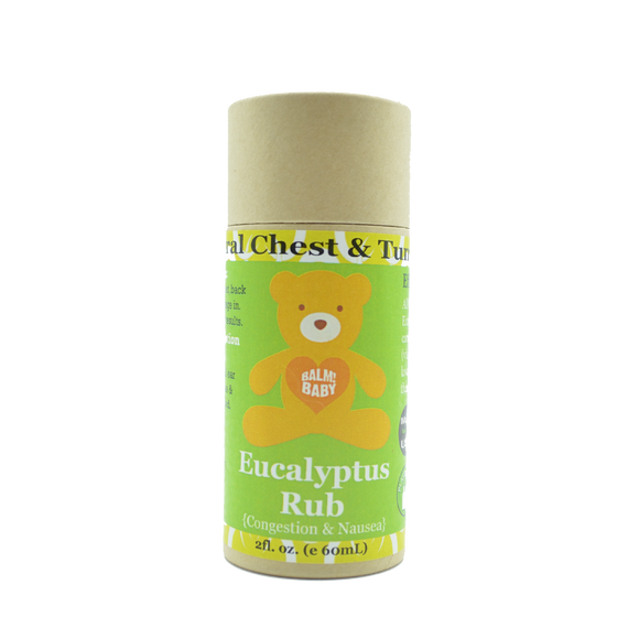 BALM! Baby - Eucalyptus Chest Rub Stick