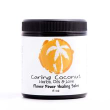 Caring Coconut - Healing Salve