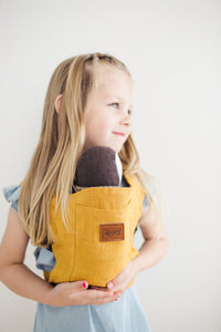 Happy Baby - Doll Carrier | Marigold