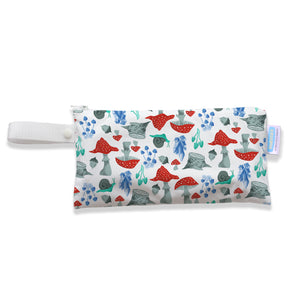 Thirsties - Clutch Bag - Forest Frolic