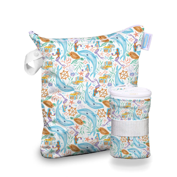 Thirsties - Deluxe Wetbag - Mermaid Lagoon