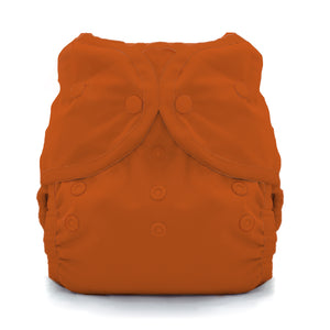 Thirsties - Size 1 Duo Wrap, Snap Closure - Burnt Orange
