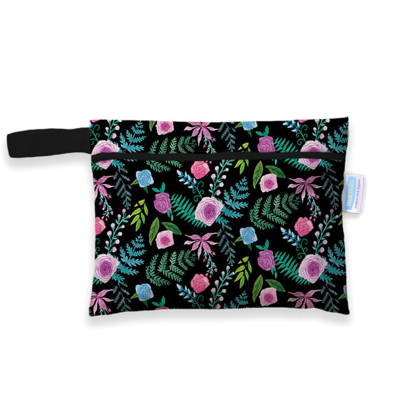 Thirsties - Mini Wetbag - Floribunda