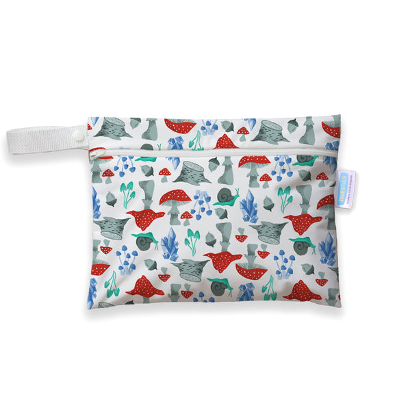 Thirsties - Mini Wetbag - Forest Frolic