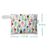 Thirsties - Mini Wetbag -  We All Scream