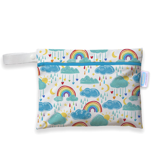 Thirsties - Mini Wetbag -  Rainbow