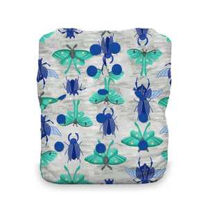 Thirsties - One Size All in One, Snap Closure - Arthropoda