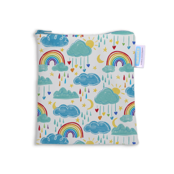 Thirsties - Sandwich & Snack Bag - Rainbow