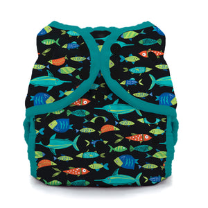 Thirsties - Swim Diaper | Fish Tales