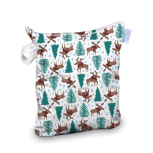 Thirsties - Wetbag - Merry Moose-mas