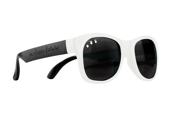 Roshambo Baby - Free Willy Black & White Sunglasses - Polarized