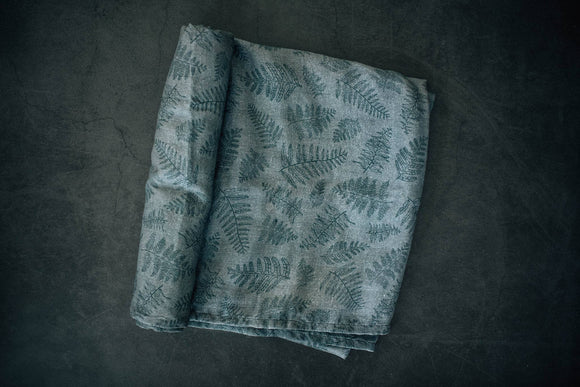 The Swaddle Company - Organic Swaddle - Forest Fern