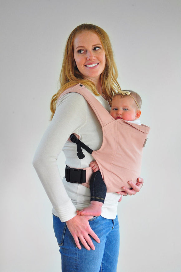 Happy Baby  - Toddler Carrier | Blush