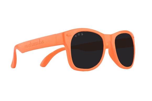 Roshambo Baby - Ducktales Orange Sunglasses - Polarized