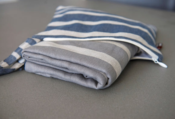 The Set from Studio Tekhni - Denim + Graphite