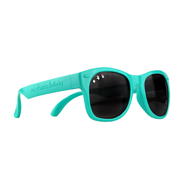 Roshambo Baby - Goonies Teal Sunglasses - Polarized