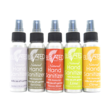 ELEVATED - Natural Hand Sanitizer with Moisturizer - 4 oz