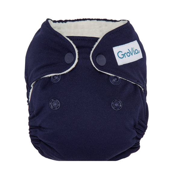 GroVia - Newborn All In One - Arctic