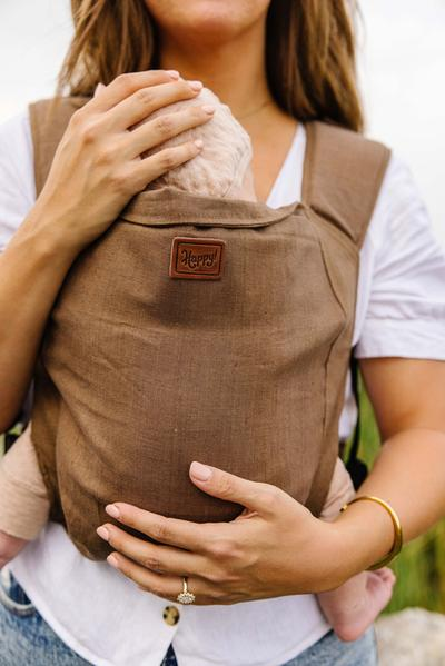 Happy Baby  - Original Baby Carrier | Hickory