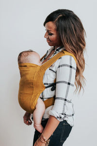 Happy Baby - Onbuhimo Baby Carrier | Marigold