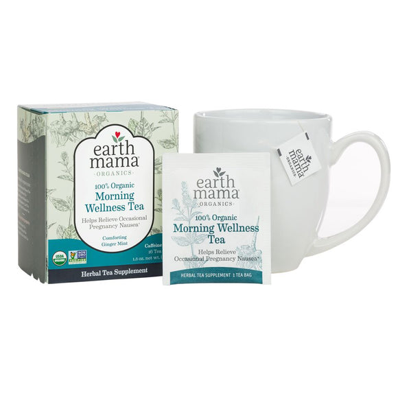 Earth Mama - Organic Morning Wellness Tea