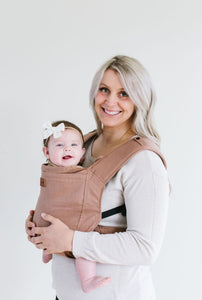 Happy Baby  - Original Baby Carrier | Raw Umber
