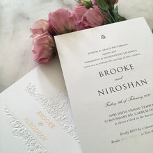 Brooke + Niroshan Wedding