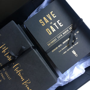 Samantha's Save the Date