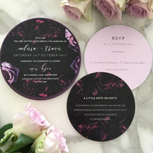 Melissa's Wedding Invitations