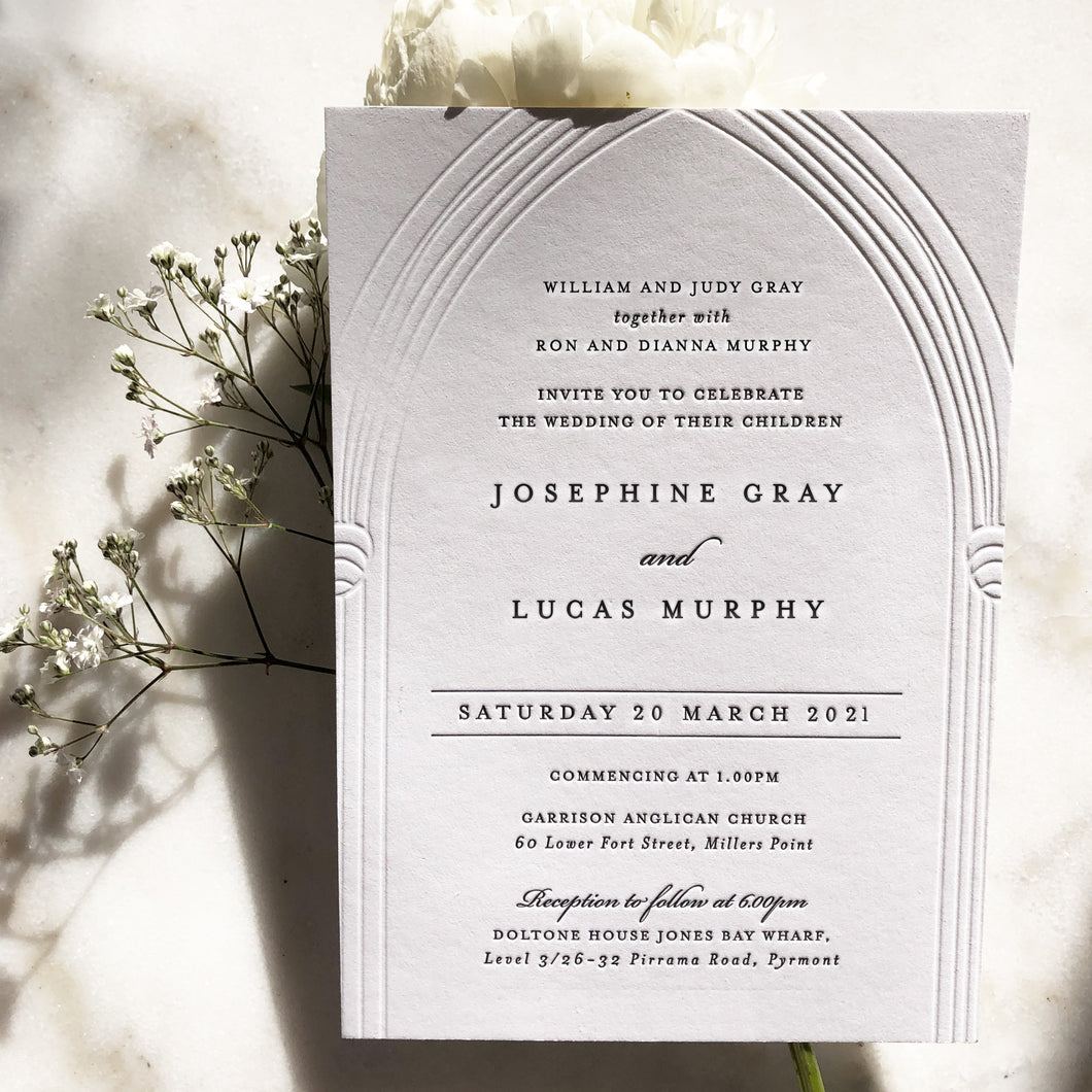 Josephine + Lucas Wedding