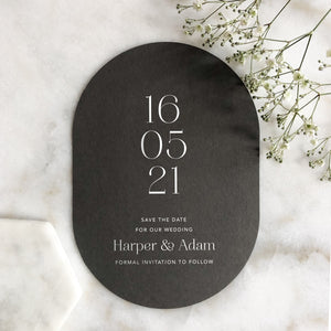 Harper + Adam Save The Date