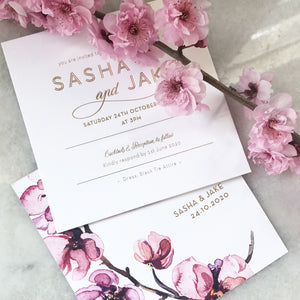 Sasha + Jake Wedding