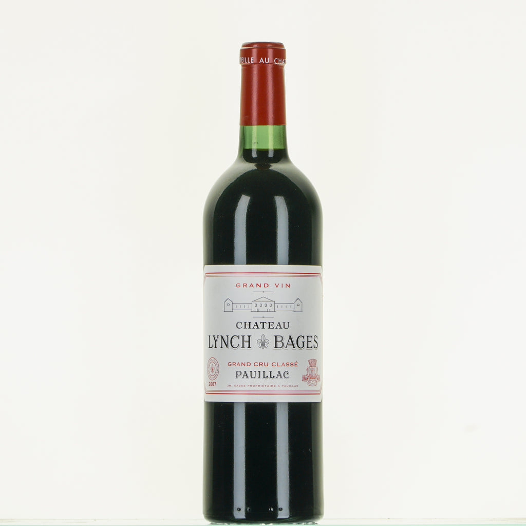 CHATEAU LYNCH-BAGES PAUILLAC 2007 lt.0,750