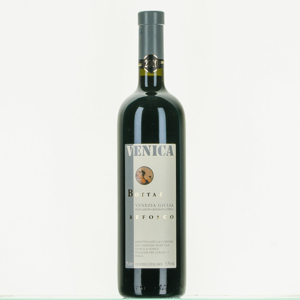 REFOSCO BOTTAZ 2000 IGT lt.0,750