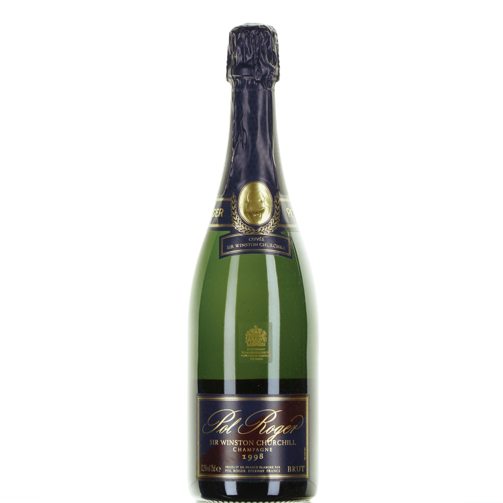 CHAMPAGNE  SIR WINSTON CHURCHILL 1998 lt.0.750