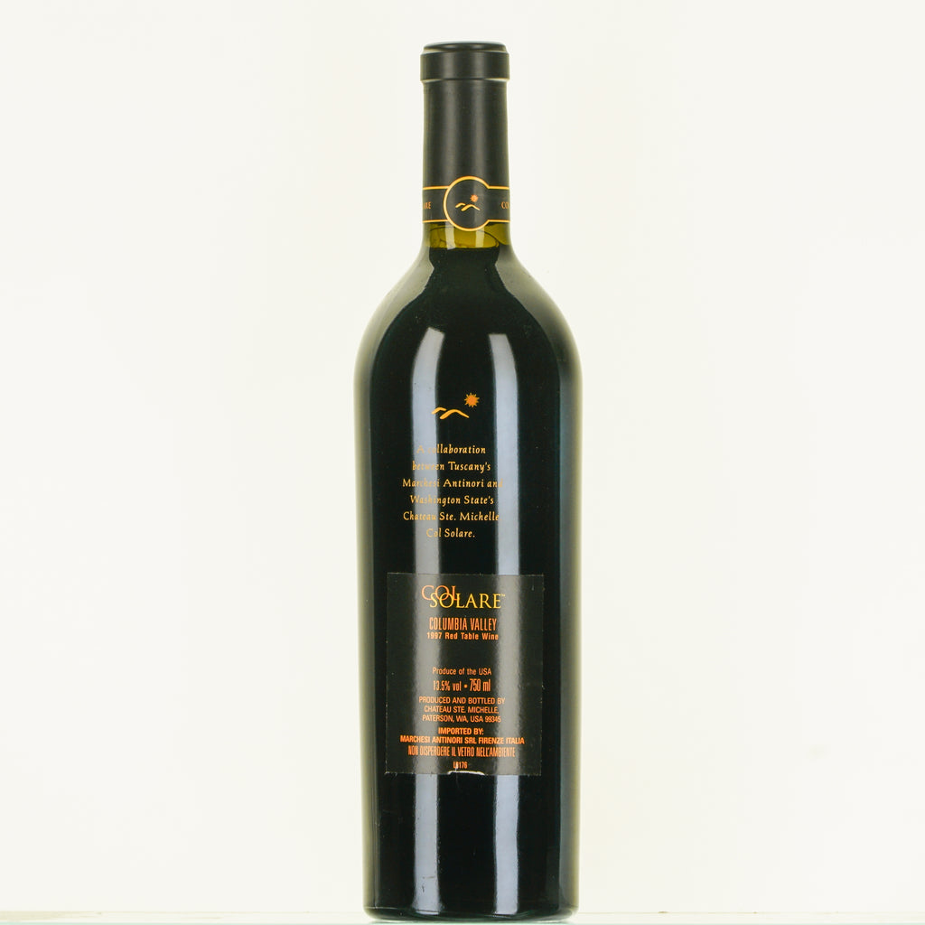 COL SOLARE 1997 COLUMBIA VALLEY lt.0,750