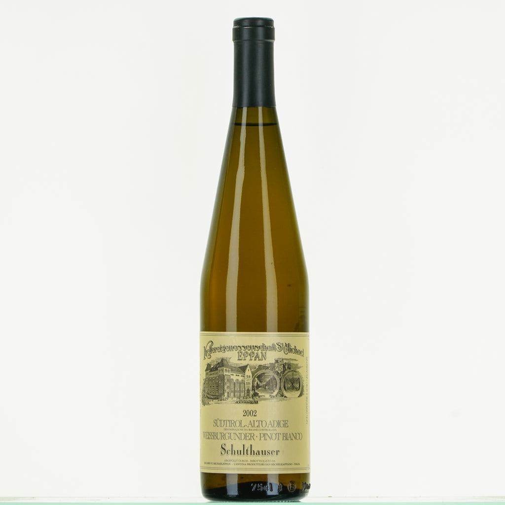 PINOT BIANCO SCHULTHAUSER 2002 A.A.DOC lt 0,750