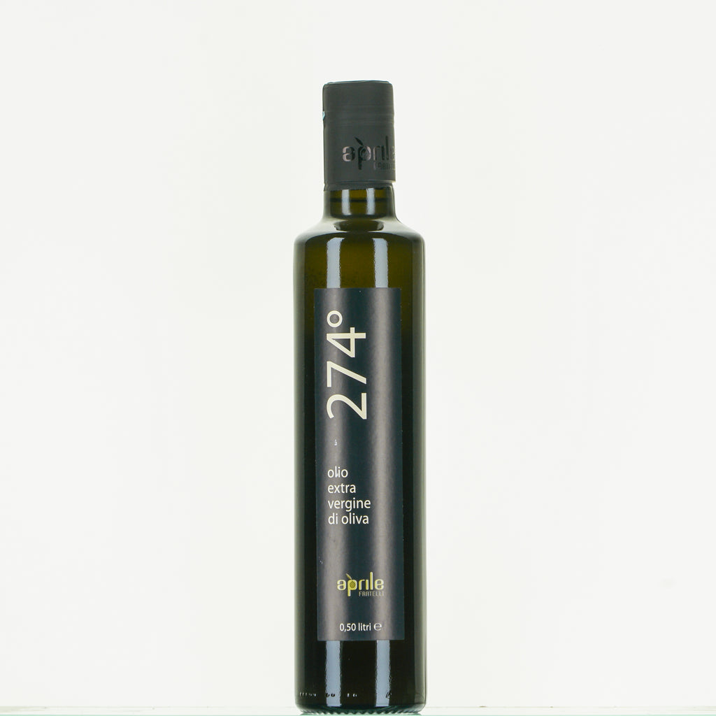 EXTRA VIRGIN OLIVE OIL 274 ° lt.0,500